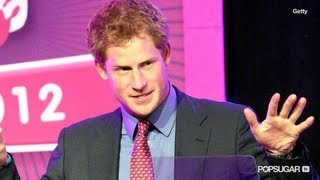 Download Prince Harry Jokes About Nude Photo Scandal Video