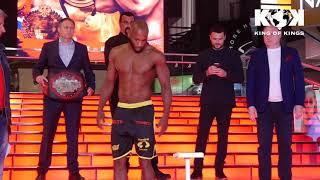 Download KOK EUROPE TITLE Fight / Zabit Samedov VS Freddy Kymajo Video