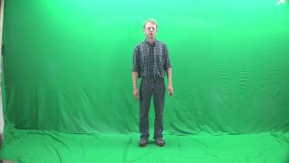 river with old house - green screen effects Free Download Video MP4