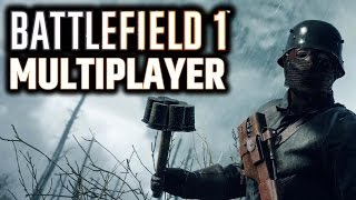 Download BATTLEFIELD 1 GAMEPLAY MULTIPLAYER PS4 | LIVE Video