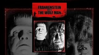 Download Frankenstein Meets The Wolfman Video