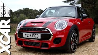 Download 2016 MINI Cooper S John Cooper Works Review - XCAR Video