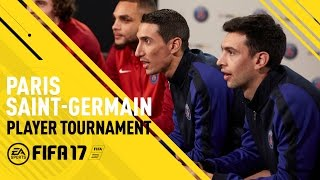 Download FIFA 17 - Paris Saint-Germain Player Tournament - Ft. Di Maria, Pastore, Rabiot, Kurzawa Video