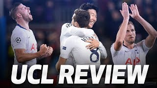 Download SPURS' CHAMPIONS LEAGUE GROUP STAGE REVIEW Video
