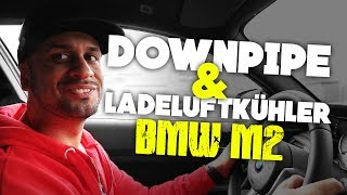 Download JP Performance - Downpipe & Ladeluftkühler | BMW M2 Video