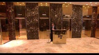 Download RSBN Trump Tower Elevator Camera- Monday 11/28/16 Video