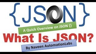 Download What is JSON? A Quick Overview! Video