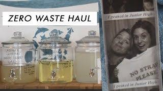 Download Zero Waste Workshop & Low Waste Haul VLOG | Alli Cherry Video
