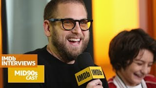 Download Jonah Hill and Cast of 'Mid90s' Talk TIFF, 'Superbad' and First On-Screen Moments | TIFF 2018 Video
