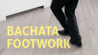 Download Bachata Dance Footwork: Stepping Through 4 Video