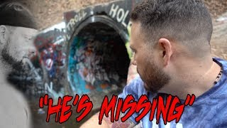 Download I LOST MY FRIEND IN THE HAUNTED TUNNEL (FAZE RUG TUNNEL) Video