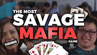 Download THE MOST SAVAGE MAFIA GAME (ever?) ft. Pokimane, Scarra, LilyPichu, Mendokusaii & more Video