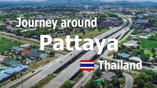 Download Journey around Pattaya Thailand, 2018 movie Video