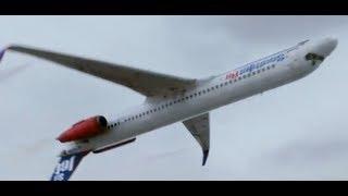 Download FLIGHT 'the Movie' CRASH SCENE ~ WOAH ! ♦ DENZEL's Wild Ride ! Video