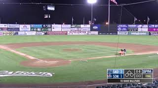 Download Southern Maryland Blue Crabs vs. Somerset Patriots 8/23/19 Video