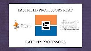 Download Professors Read Rate My Professor | Eastfield College Video