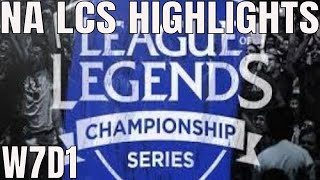Download NA LCS Highlights ALL GAMES Week 7 Day 1 Full Day Highlights Summer 2018 W7D1 Video