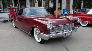 Download 1956 Continental Mark II in Burgundy on My Car Story with Lou Costabile Video