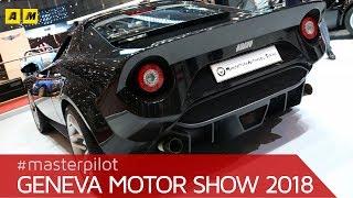 Download Le 10 auto novità ″top assoluto″ del Salone di Ginevra 2018 | Masterpilot vlog Video