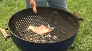 Download Lump vs. Briquette Charcoal Video