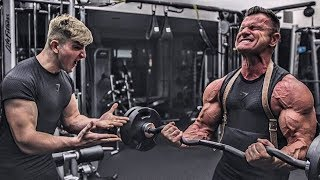 Download EPIC FATHER & SON ARM WORKOUT Video