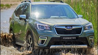 Download 2019 Subaru Forester e-BOXER - Efficient Family SUV Video