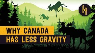 Download Why There's Less Gravity in Hudson Bay, Canada Video