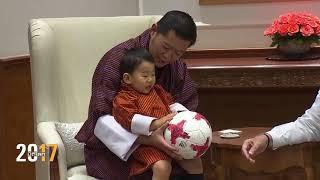 Download ชาวอินเดียชื่นชม ″พระโอรสกษัตริย์จิกมี″ แห่งภูฏาน Video