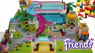 Download LEGO Friends Fish Summer Pool by Misty Brick. Video
