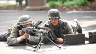 Download WW2 German MG42 Machine Gun Demonstration Video