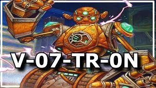 Download Hearthstone - Best of V-07-TR-0N Video