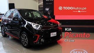 Download Kia Picanto GT Line 2018 | TODOAutos.pe Video
