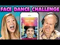 Download CRAZY FACE DANCE CHALLENGE! (React: Gaming) Video