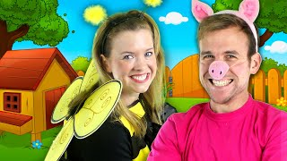 Download The Animal Sounds Song - Kids Songs about Animal Noises Video