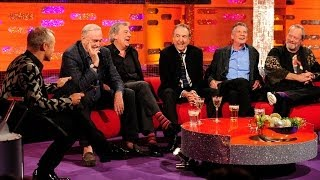 Download Monty Python answer boy band questions - The Graham Norton Show: New Years Eve 2013 - BBC One Video
