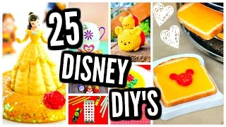 Download 25 DIY Projects! Disney Room Decor, Slime, Crafts, Beauty And The Beast Video
