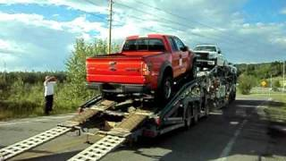 Download This is how NOT to unload a brand new Raptor... Video