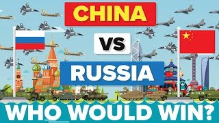 Download China vs Russia 2017 - Who Would Win? - Army / Military Comparison Video