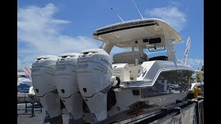 Download 2018 Boston Whaler 350 Realm 60th Anniversary For Sale at MarineMax Naples Yacht Center Video