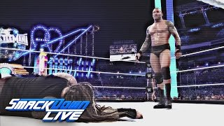 Download Take a frightening look at the House of Horrors Match at WWE Payback: SmackDown LIVE, April 25, 2017 Video
