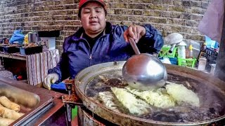 Download Food From The Philippines Cooked in the Streets of London. Great Street Food Experience Video