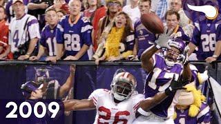 Download ″The Minneapolis Miracle″ 49ers vs. Vikings (Week 3, 2009) Classic Highlights Video