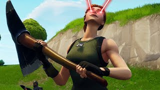 Download Acting Like a DEFAULT SKIN then CARRYING Video