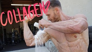 Download Muscle Growth: Collagen vs. Other Proteins- Study Results   Thomas DeLauer Video