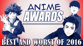 Download BEST AND WORST ANIME OF 2016 - Anime America's Anime Awards Video