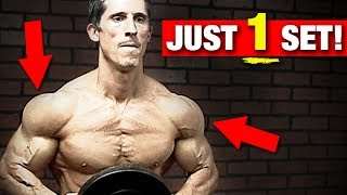 Download Shoulder Workout in ONE Set (137 INTENSE REPS!!) Video