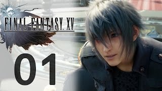 Download Let's Play FINAL FANTASY XV (FR) #1 Le Road Trip Commence ! Video