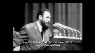 Download Fidel Castro Speech at UN about Angola Video