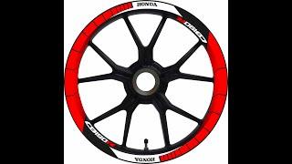 Download Cintas Reflectivas Honda CB - 190R Tutorial Parte 01 Modelo 07 (Sin editar) Vinilos Tuning Video