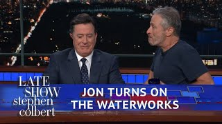 Download Jon Stewart Reveals Stephen's Prize In 'Night Of Too Many Stars' Video